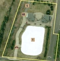 Millennium Park Aerial Map