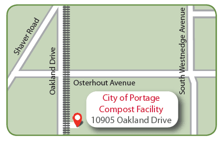 Compost Facility Map