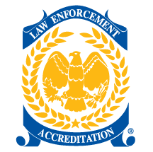 Law Enforcement Agencies (CALEA) Seal